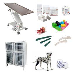 Εξοπλισμός & Αναλώσιμα Κτηνιατρείου