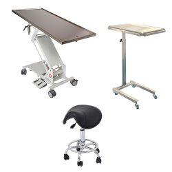 Τραπέζια Εξέτασης - Εργαλειοδότες - Καθίσματα